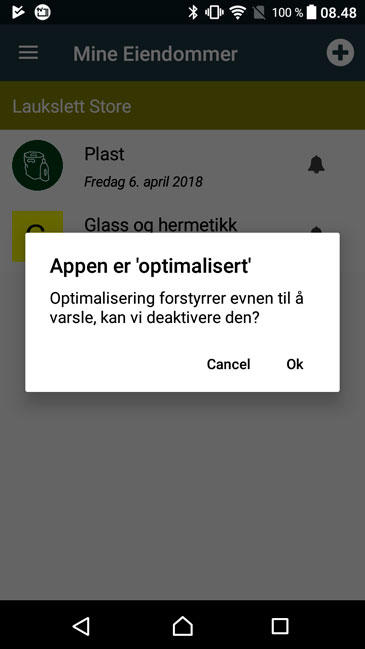 Optimalisering