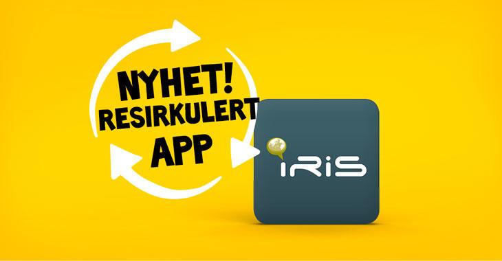 Bilde Iris-app