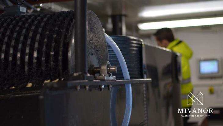 Mivanor renser sigevann  med unik magnetteknologi