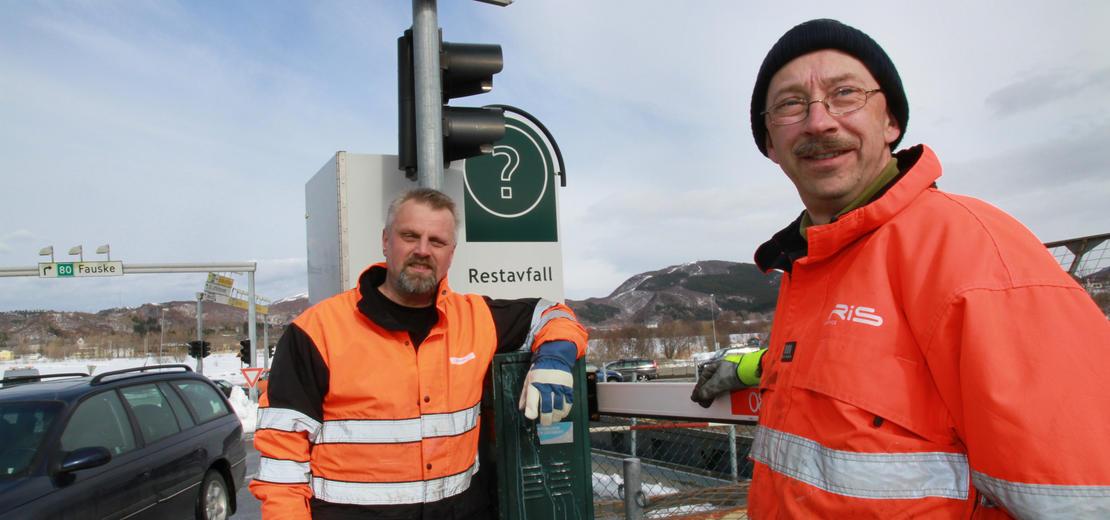 ansatt ved Bodø Miljøtorg