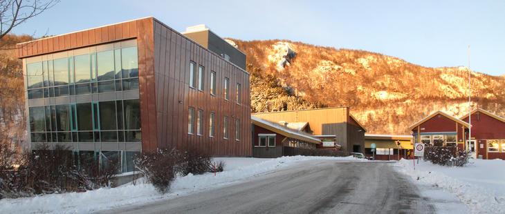 Administrasjonen i Iris-selskapene holder til på Vikan.